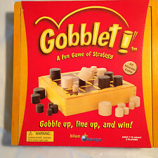 Gobblet! Board Game Strategy Tic-Tac-Toe (2002) 2 Players Boys, Girls 7 Yrs old+