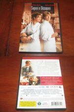 SAPORI E DISSAPORI di Scott Hicks  WARNER DVS Z8 Y14314  DVD