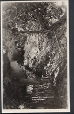 Channel Islands Postcard - Moulin Huet, Water Lanes, Guernsey RS5354