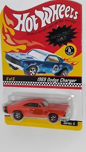 HW RLC ( 1969 Dodge Charger ) Neo Classic Series 4 , 2004 , 6 of 6