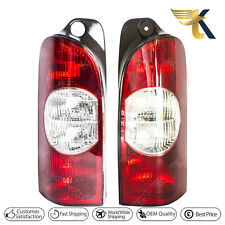Rear Tail Stop Light Lamp Pair (Right & Left) for Renault Master 2004-2009
