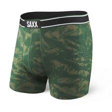 SAXX ULTRA Mens Boxer Fly Underwear TIGER CAMO | XL 39-42 | SXBB30F FTC