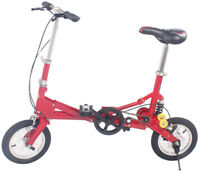 "14"" Folding Bike 2017 Fashion Portable Single Speed Mini Foldable Bicycle"