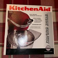 KITCHEN AID New Pouring Shield-Stand Mixer Accessory KN1PS NIB