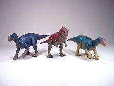 Vintage Disney Dinosaur Action Figure Lot Aladar Carnotaurus Kron Mattel Toys