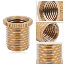 3pcs Gear Shift Knob Thread Adapter Nuts Insert M10x1.25 & M10x1.5 & M8*1.25 Kit