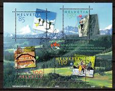 Switzerland - 2005 Friends of Nature -  Mi. Bl. 39 VFU