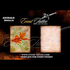 air brush stencils C00419 STENCILSSHOP