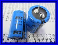 Elektrolyt Kondensator BC ELKO 1000µF 100V 105°C Snap-in 2 Stück