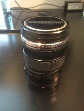 Olympus M.Zuiko 12-50mm f/3.5-6.3 Aspherical AF ED Lens For Four Thirds (Black)