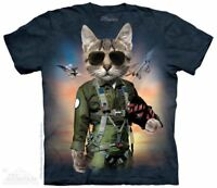 """""""Tom Cat"""" The Mountain Classic T-Shirt - Adult & Child"""