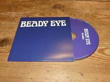 BEADY EYE - THE ROLLER !!!!!!!!!!!!!!RARE CD PROMO !!!!!!!!!!!!