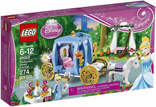 "LEGO 41053 Disney Princess Cinderella's dream carriage ""Brand new in box"""