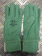 Polyco Granite 5 Beta Cut Resistant Leather & Kevlar Gloves Size 11 - BRAND NEW