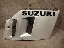 91 SUZUKI GSXR750 GSX R 750 MIDDLE FAIRING RIGHT #DDD31