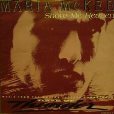 "Maria McKee(7"" Vinyl P/S)Show Me Heaven-Epic-656303 7-UK-VG+/VG+"