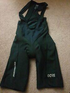 Gore Windstopper Bib Cycle Shorts size S