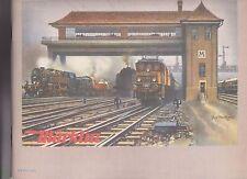 Märklin-Katalog D 9 1932 - Reprint