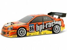 #7499 HPI RACING IMPREZA BODY (200mm/WB255mm) (Traxxas Associated Losi Axial HPI