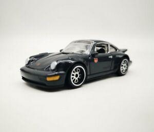 1/64 Hot Wheels RLC Exclusive Porsche 964 Black Magnus Walker Collector