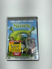 Shrek (2-Disc Special Edition Dvd Set, 2001) Mike Myers Eddie Murphy New Sealed