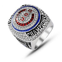 Men's Sport Ring CUBS Ring Championship Ring Sport Fans Gift