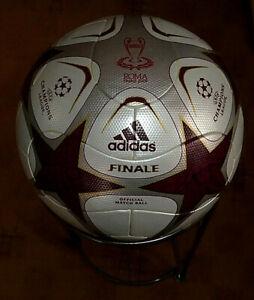 adidas Champions Leage Matchball Finale Rom Saison 2009 OMB Gr.5 Neu Top!!