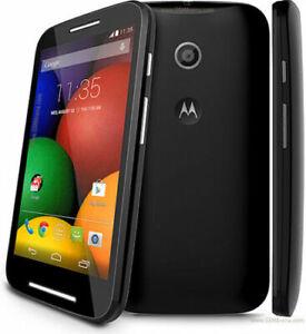 Motorola moto e xt1023 (1st Gen) 4gb Black/white Unlocked Android Smartphone