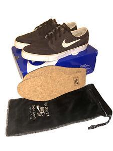 Nike SB OG Zoom Stefan Janoski Cappuccino 2009 Sz 9.5 Blue Box Cork 333824-211