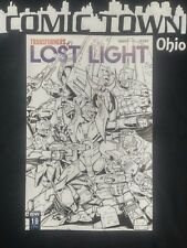 Transformers Lost Light #19 1:10 Retailer Incentive Variant RI IDW