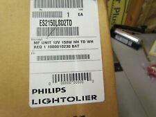 New Old Stock Phillips Lightolier Emergency Light 120/277 VAC 12VDC 150W