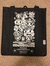NIB SDCC 2016 Tokidoki Sushi Shopper Tote Bag NEW Black And White Bag