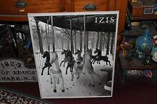 IZIS Photograph Poster-Editions Du Desastre-Jardin Des Tuileries Paris Carousel