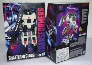 Hasbro Mega.tron Shattered Glass Transform Robot Action Figure