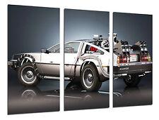Cuadro Moderno Fotografico Regreso Al Futuro, Cine,97x62cm ref. 26347