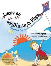 Lucas en un Dia en la Playa : Un Cuento de Yoga para niños Divertido y...
