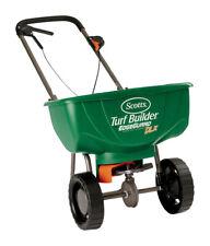 Scotts  Deluxe EdgeGuard  Push  Spreader  For Fertilizer