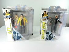 Jay and Silent Bob Strike Back SET of 2 Deluxe Figures 2014 Diamond Select lot