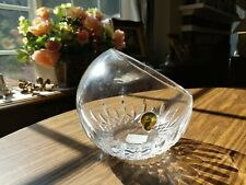 Waterford - Lismore Essence Angled crystal Rose Bowl