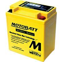 Motobatt Battery For Kawasaki KL250 Super Sherpa 250cc 00-10