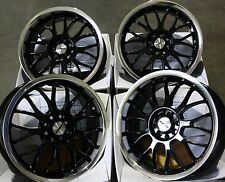"17"" BLACK CALIBRE ASKARI ALLOY WHEELS FITS BMW MINI R50 R52 R55 R56 R57 R58 R59"