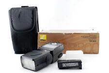 [NEARMINT] Nikon SB-800 Speedlight Flash w/ SD-800 from JAPAN