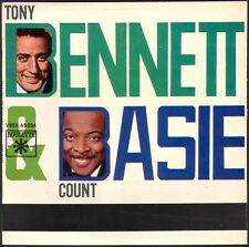 COUNT BASIE / TONY BENNETT CHICAGO TRES RARE 45T JAZZ EP BIEM ROULETTE 65.034
