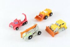 Transformers G1 Construction Patrol Micromasters Micromaster
