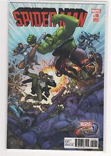 Spiderman #19 Marvel vs. Capcom variant 9.6