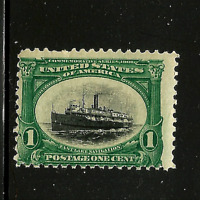 US #294 MNH OG  1901 ~ 1c  'PAN-AM' Bi-Color Expo  Issue..'SS'..Free Shipping!