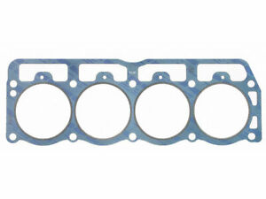 For 1987-1995, 1997-2002 Jeep Wrangler Head Gasket Felpro 41117BV 1999 1998 2000