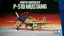 North American P-51D Mustang 2000 Tamiya war bird collection MODEL KIT 1/72