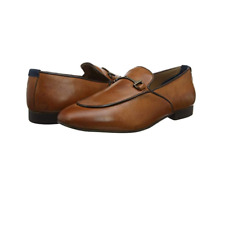 **50% OFF!!** H By HUDSON 'Carmarthen' Leather Loafers / UK 10 - EU 44 / RRP £85