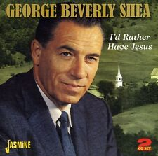 I'D Rather Have Jesus - George Beverly Shea (2012, CD NIEUW)2 DISC SET